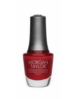Lakier Morgan Taylor Chrome Collection 15ml - Cherry Applique