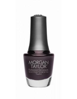 Morgan Taylor Nail Lacquer Chrome Collection 0.5oz - Royal Applique