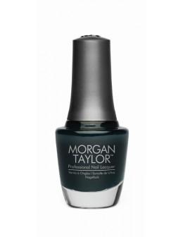 Lakier Morgan Taylor Chrome Collection 15ml - Ultramarine Applique
