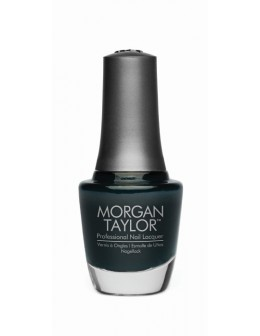 Morgan Taylor Nail Lacquer Chrome Collection 0.5oz - Ultramarine Applique