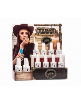 Hand&Nail Harmony Urban CowGirl Collection 12pc