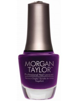 Morgan Taylor Nail Lacquer Urban CowGirl Collection 0.5oz - Plum Tuckered Out