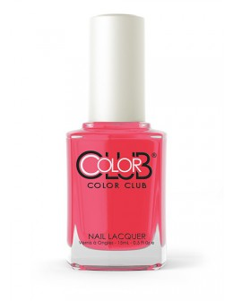 Lakier Color Club 15ml - All over pink