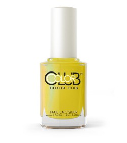 Color Club Nail Lacquer 0.5oz - Volt of Light