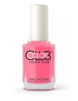 Color Club Nail Lacquer Fiesta Collection 0.5oz - Flamingo