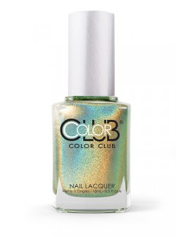 Color Club Halo Hues Collection Nail Lacquer 0.5oz - Angel Kiss