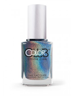 Color Club Halo Hues Collection Nail Lacquer 0.5oz - Over The Moon