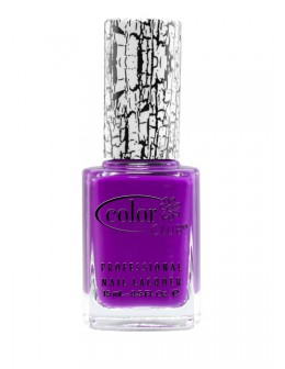 Color Club Neon Fractured Collection Lacquer 15ml - Shock Rock