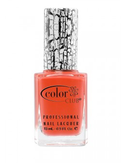 Lakier pękający Color Club kolekcja Neon Fractured 15ml - Bomb-blast-it