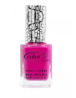 Lakier pękający Color Club kolekcja Neon Fractured 15ml - Burst Thing's First
