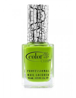 Lakier pękający Color Club kolekcja Neon Fractured 15ml - Living On The Edge