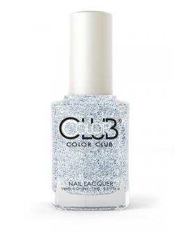 Lakier Color Club kolekcja Modern Mosaic 15ml - Blue Beaded