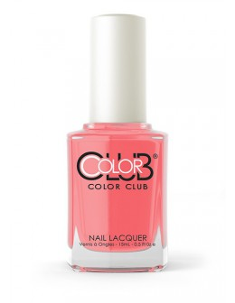 Color Club Nail Lacquer Poptastic Collection 0.5oz - Modern Pink