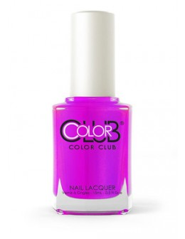 Color Club Nail Lacquer Poptastic Collection 0.5oz - Right On