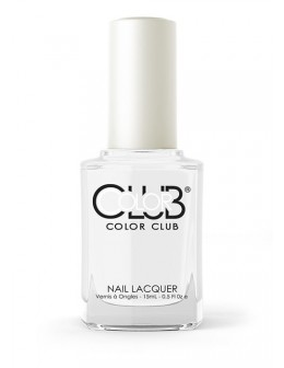 Color Club Nail Lacquer Shift Into Neutral Collection 15ml - Blank Canvas