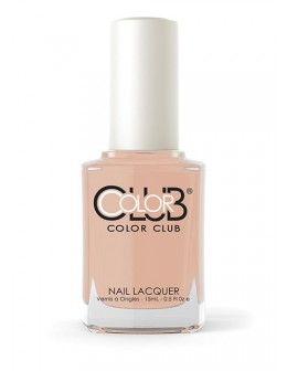 Color Club Nail Lacquer Shift Into Neutral Collection 15ml - Barely There