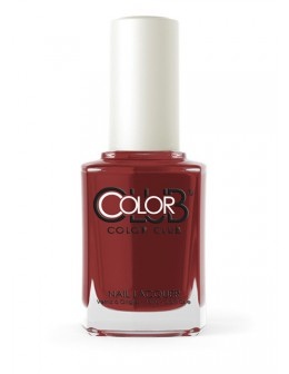 Lakier Color Club 15ml - Brr-red