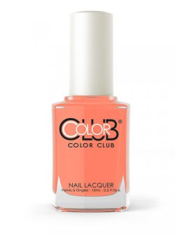 Color Club Nail Lacquer Ticket To Paradise Collection 15ml - Tiny Umbrella
