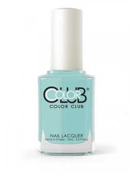 Color Club Nail Lacquer Ticket To Paradise Collection 15ml - Sea-Ing Blue