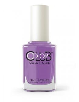 Color Club Nail Lacquer 0.25oz - Pucci-Licious