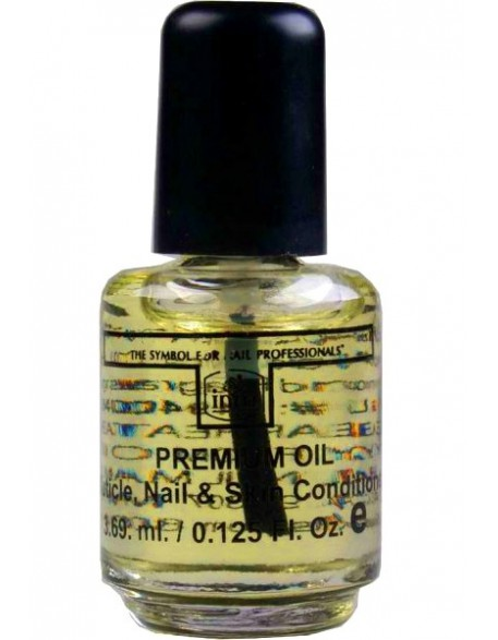 INM Premium Cuticle Oil 0.125oz. - Almond