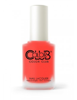 Lakier Color Club kolekcja Matte Rouge 15ml - Perfect Pout