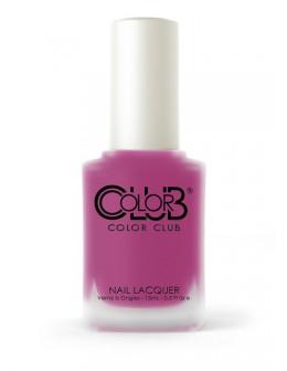 Lakier Color Club kolekcja Matte Rouge 15ml - First Base Only