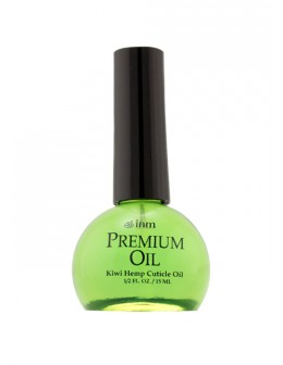 INM Premium Cuticle Oil 1/2oz - Kiwi Hemp