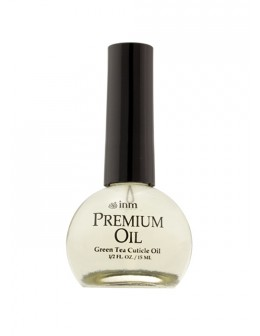 INM Premium Cuticle Oil 1/2oz - Green Tea