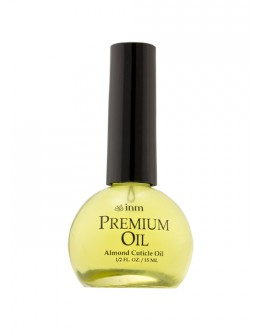 INM Premium Cuticle Oil 1/2oz. - Almond