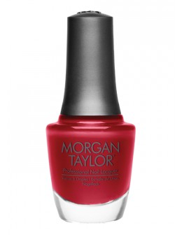 Morgan Taylor Nail Lacquer Gifted With Style Collection 0.5oz - Ruby Two-Shoes