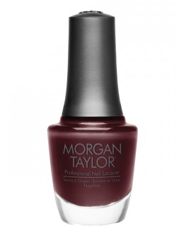 Morgan Taylor Nail Lacquer Gifted With Style Collection 0.5oz - A Little Naughty