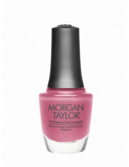 Morgan Taylor Nail Lacquer Winter Garden Collection 0.5oz - Rose-Y-Cheeks