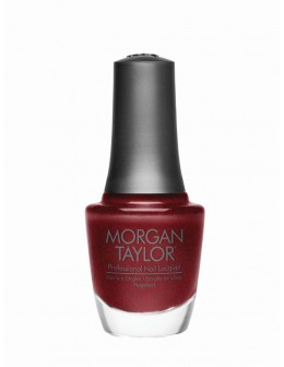Morgan Taylor Nail Lacquer Winter Garden Collection 0.5oz - What's Your Poinesttia