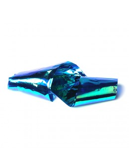 EF Glass Foil no. 6 Lagoon Blue