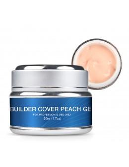 EF Exclusive Builder Cover Peach Gel 1.7oz