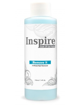 Usuwacz Inspire Remove It Artificial Nail Remover 120ml