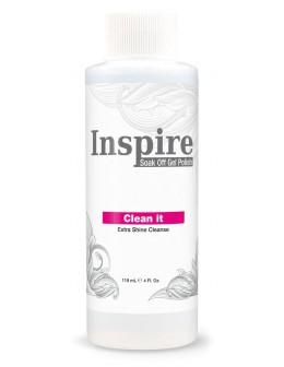 Płyn do przemywania Inspire Clean It Extra Shine Cleanse 120ml