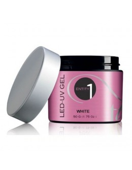 Żel Entity LED-UV Gel 50g - White
