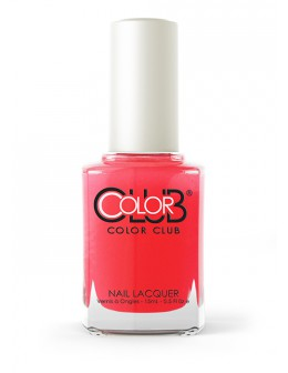 Color Club Nail Lacquer Pop Wash Collection 0.5oz - Flushed