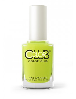 Color Club Nail Lacquer Pop Wash Collection 0.5oz - Hello Sunshine