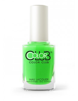 Color Club Nail Lacquer Pop Wash Collection 0.5oz - Just Dew It