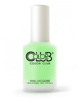 Color Club Nail Lacquer Pop Chalk Collection 0.5oz - Tic-Tac-Toe