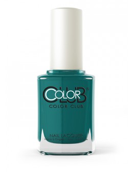 Color Club Nail Lacquer English Garden Collection 0.5oz - Teal for Two