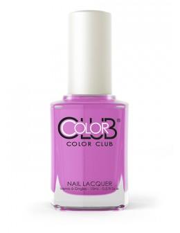 Color Club Nail Lacquer English Garden Collection 0.5oz - Prim Rose