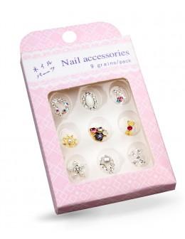 Biżuteria na paznokcie Nail Accessories 9szt./op nr 5
