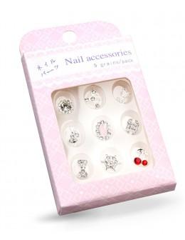 Biżuteria na paznokcie Nail Accessories 9szt./op nr 7