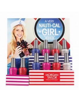 Morgan Taylor A Very Nauti-cal Girl Collection