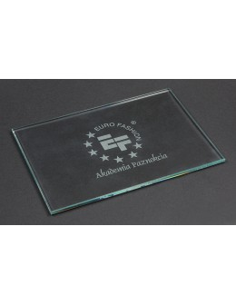 EF Glass Artist Palette