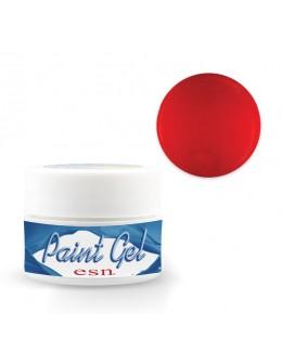 Farbka żelowa ESN Paint Gel 5g - Red